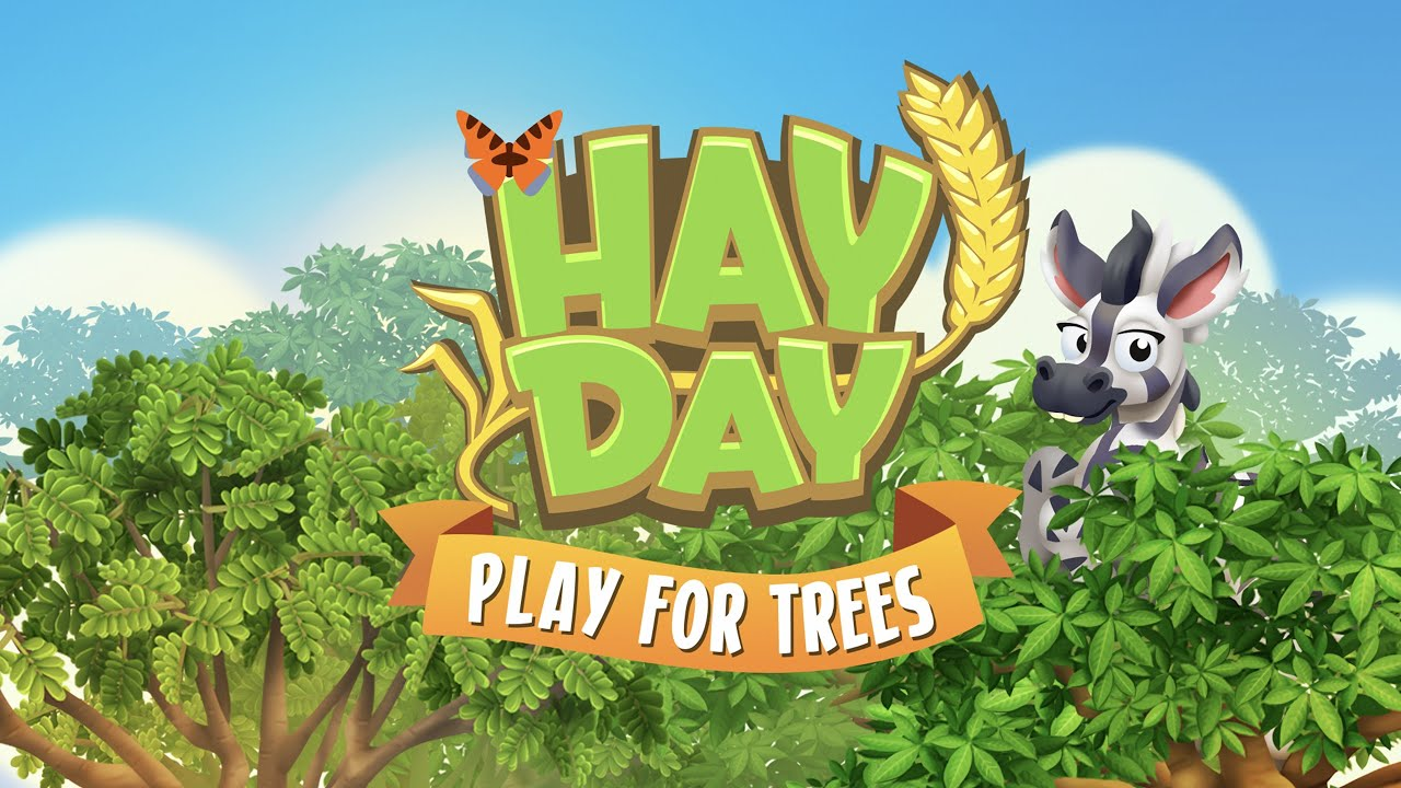 Hay Day: Play for Trees! 🌳🌍