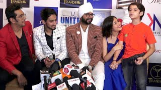 Jannat zubair And her Co Star Faisu Tere Bin Kive Song Launch Ramji Gulati