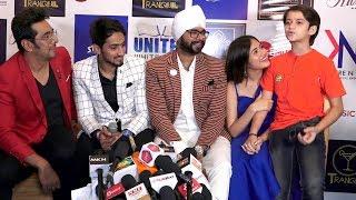 Jannat zubair And her Co Star Faisu | Tere Bin Kive Song Launch Ramji Gulati