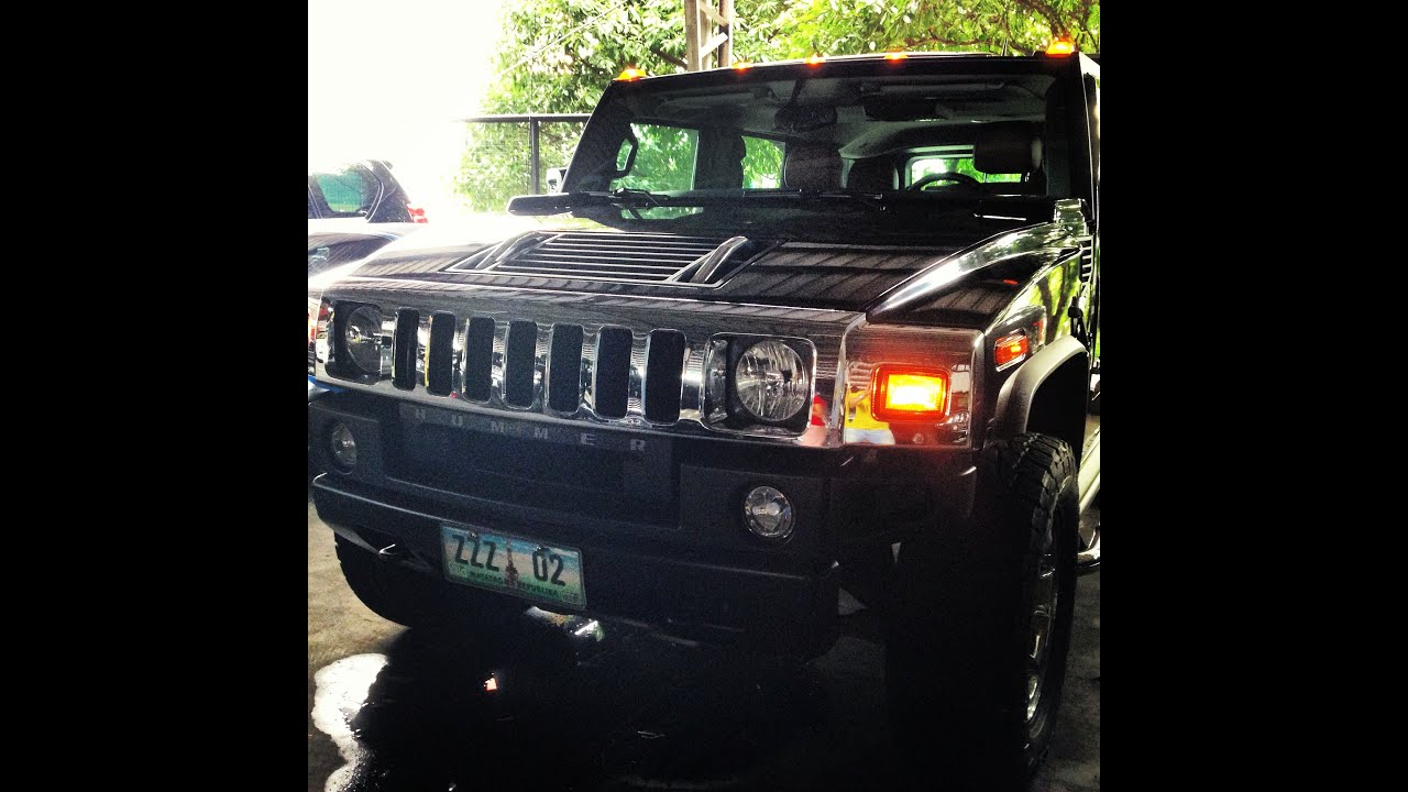 2009 GM Hummer H2 62L V8 For Sale PHP 9 Million by Manila Luxury
