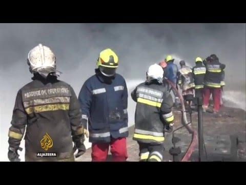 ISIL attacks Libya's Sidra oil terminal