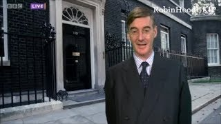 Jacob Rees Mogg I am fair and balanced unlike the BBC