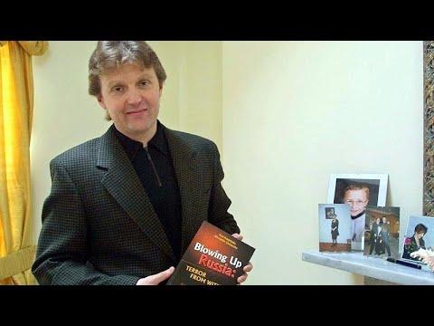 المحكمة الأوروبية لحقوق الانسان: روسيا -مسؤولة- عن قتل ليتفيننكو في بريطانيا في 2006…