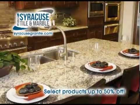 Rock your House Sale! - Syracuse Granite Countertops NY - YouTube