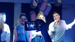 ESCKAZ in Tel Aviv: D mol (Montenegro) - Heaven (at Hungarian party)