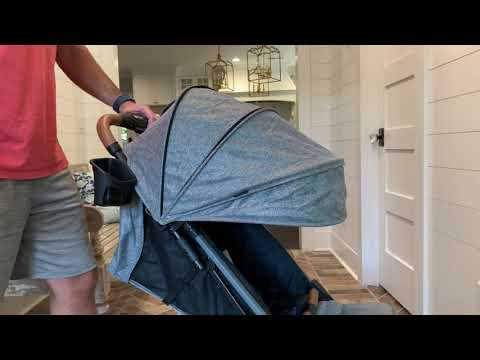 ZOE Trip Stroller Unboxing & Review