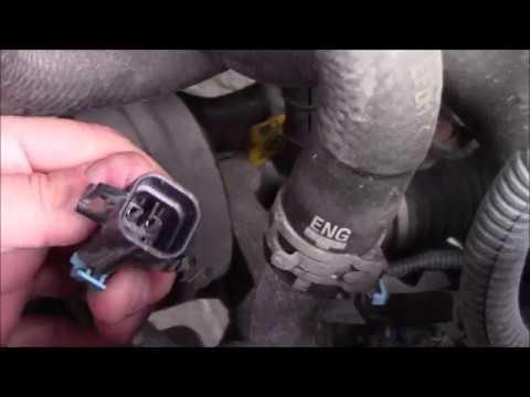 P0031, P0037, P0135, P0141 GM Ecotec 2 2L check engine codes
