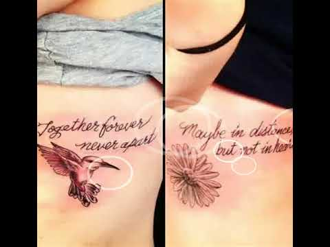 2018 Best Friend Tattoos