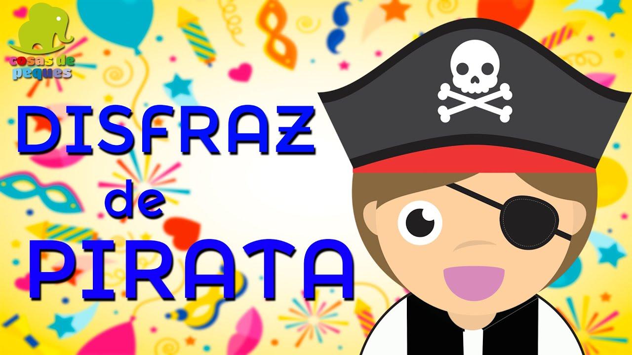 Disfraz De Pirata Como Hacer Un Disfraz De Pirata Para Ninos