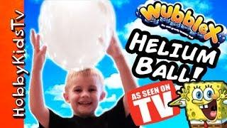 Wubble-X Helium Floating Ball! thumbnail