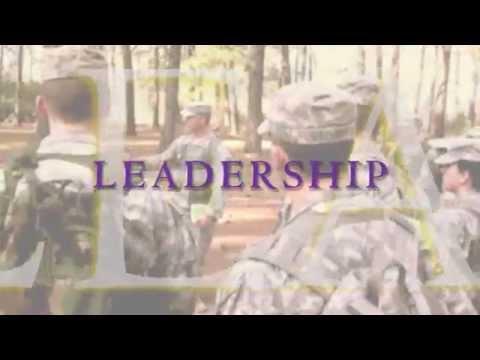 """East Carolina University """"Leadership"""""""