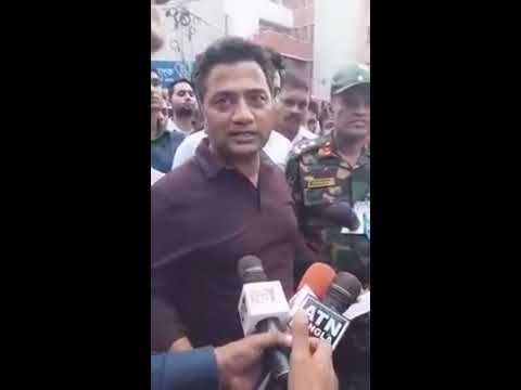 Dhaka North City Corporation : Mayor Anisul Haque Stricks Once Again- TAAZA ALAAP