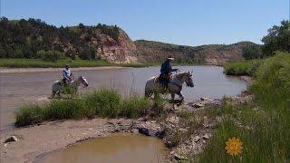 Teddy Roosevelt's ranch