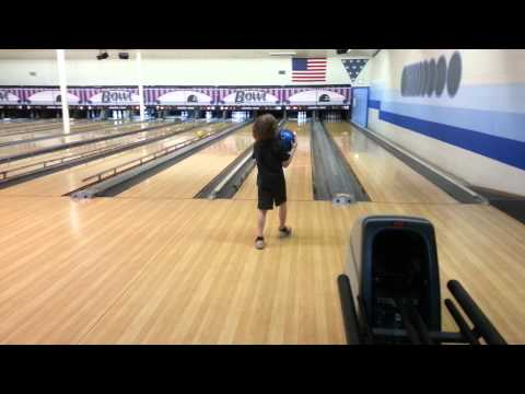 Ipad bowling is different than real bowling Luca