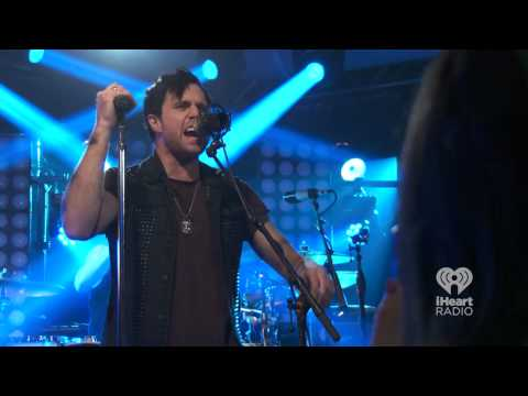 Three Days Grace @ iHeartRadio LIVE ~ PAINKILLER