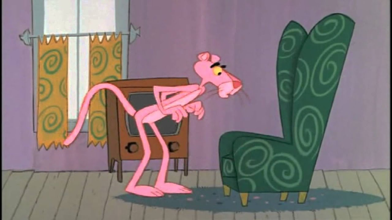 Pembe Panter Çizgi Film Türkçe The Shocking Pink HD 1080p