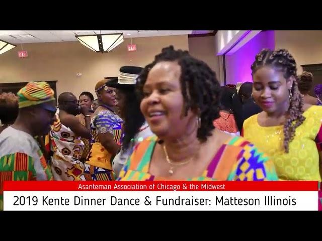 Asanteman Kente Dinner Dance & Fundraising @ Matteson