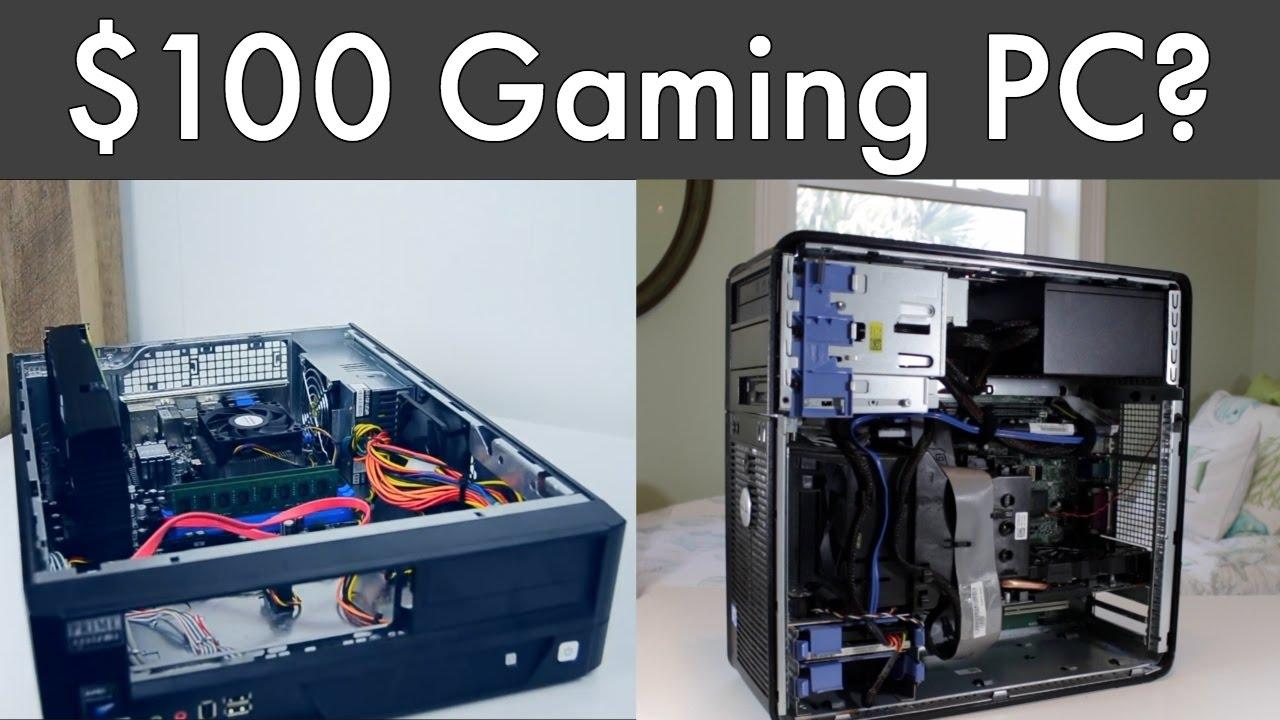gaming pc 100€