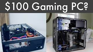 Is a $100 Gaming PC Possible?