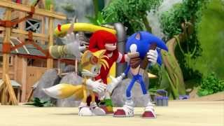 Sonic Dash 2: Sonic Boom - Official Trailer (English)