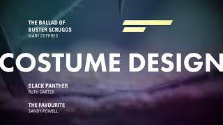 91st Oscar Nominees: Costume Design