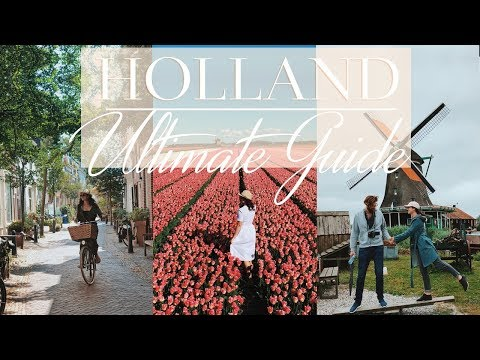 THE NETHERLANDS | Top 10 Must See