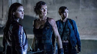RESIDENT EVIL: THE FINAL CHAPTER - Double Toasted Audio Review