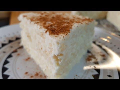 fantastičan kolač od pirinča / riže recept