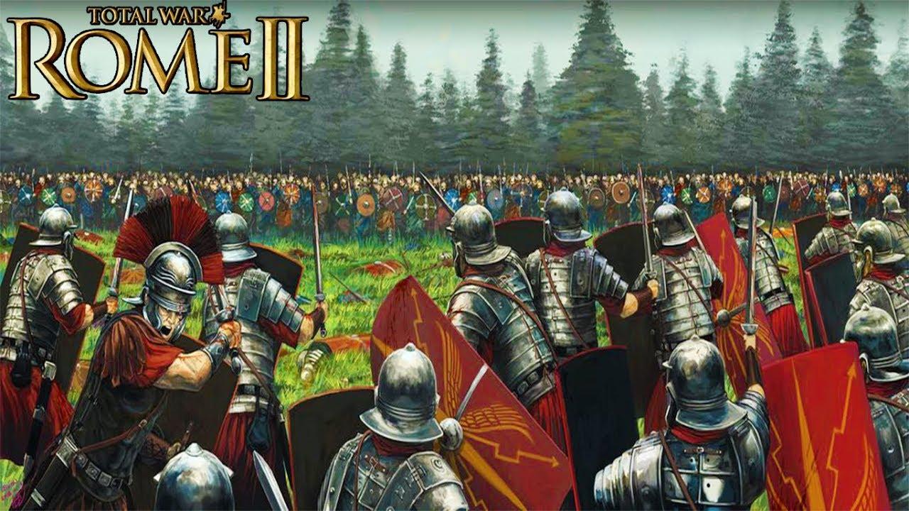 Rome : สงครามป่าขาวที่กับนายพล Quintus  [Ringingz]