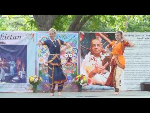 Rathayatra - Shyamali and Surata - Dance - 4/9