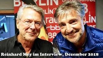 Reinhard Mey Interview über neues Album 2020 und Tournee-Absichten