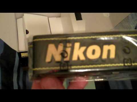 nikon-d90-digital-slr-camera---unboxing