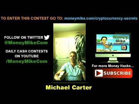"""Cryptocurrency Secrets PLR"" + $105 Prize Contest"
