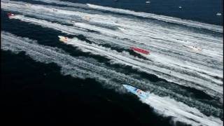 Terrible Herbst Motorsports / Catalina Ski Boat Race 2010 Short Documentary