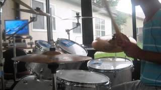 Barak- Desciende Espiritu Santo Drum Cover