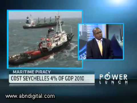Impact of Maritime Piracy off Somalia with Mthuli Ncube