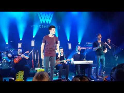Wincent Weiss & Band - Proberaum Medley (Part II) | Gloria Theater Köln 21.03.2017