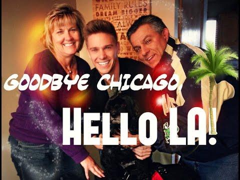 Goodbye Chicago, Hello LA! How I Moved To LA!