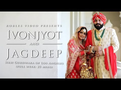 Ivonjyot Sira & Jagdeep Sekhon - Wedding Week Highlights (Sikh)