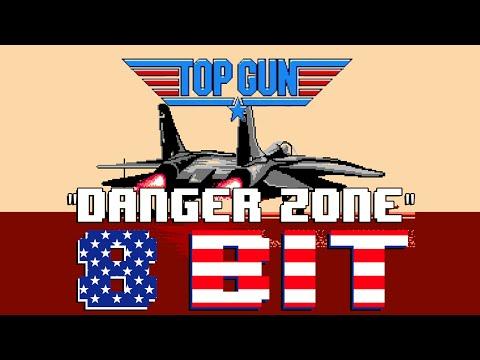 Danger Zone (Top Gun Theme) (8 Bit Cover) [Tribute to Kenny Loggins & Top Gun] - 8 Bit Universe