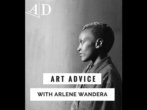 Art Advice with Arlene Wandera: Adelaide Damoah Art Discussion