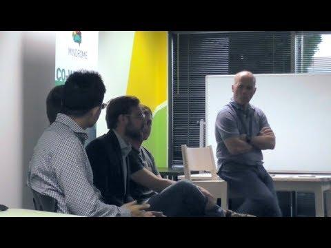 Silicon Valley Ethereum Meetup Panel