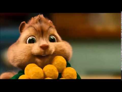 Alvin y las ardillas con rabia - 4 10