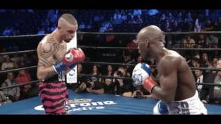 Tevin Farmer brilliant defence against Redkaсh