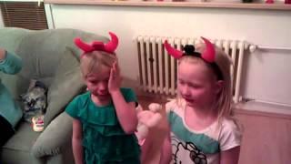 Mikuláš,čert a anděl 5.12.2013