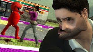 Gmod CRAZY FUN RAGDOLL FIGHT! (Garry's Mod)