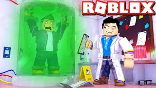 EXPERIENCE THE WORLD'S DANGEROUS EXPERIMENTS IN ROBLOX?