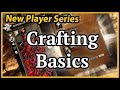 New Player Series - Guild Wars 2 - Crafting Basics