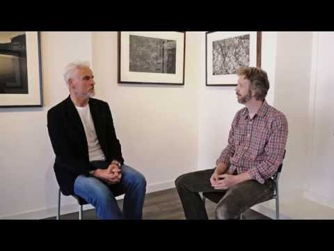 Colin Homes Interview at the Flaubert Gallery
