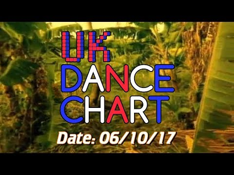 UK TOP 40 - DANCE SINGLES CHART (06/10/2017)